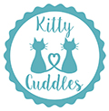 logo of kitty cuddles